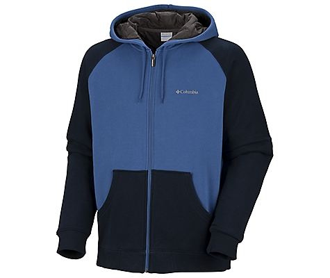 photo: Columbia Insulated Hart Mountain Full Zip fleece jacket