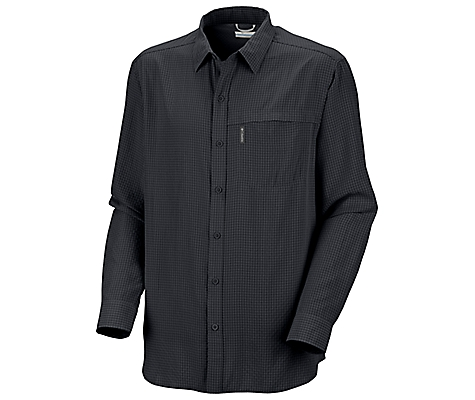 photo: Columbia McCarran Ridge Long Sleeve Shirt