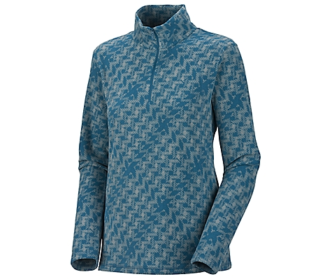 photo: Columbia Glacial II Fleece Print Half Zip
