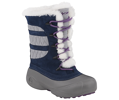 photo: Columbia Heather Canyon winter boot