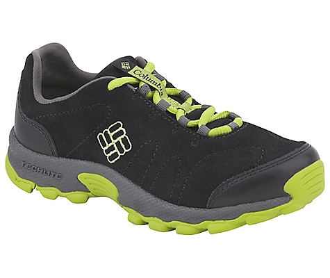 photo: Columbia Women's Descender Leather trail shoe