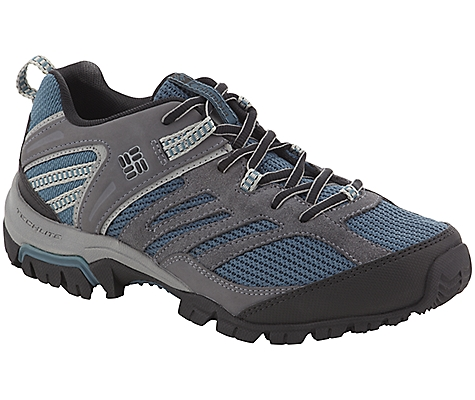 photo: Columbia Women's Shasta Ridge trail shoe