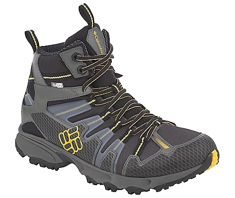 photo: Columbia Talus Ridge Mid Outdry hiking boot