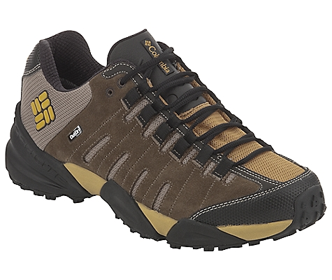 photo: Columbia Master of Faster Low Outdry trail running shoe
