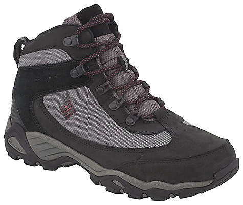 photo: Columbia Men's Raven Ridge Mid Omni-Tech hiking boot