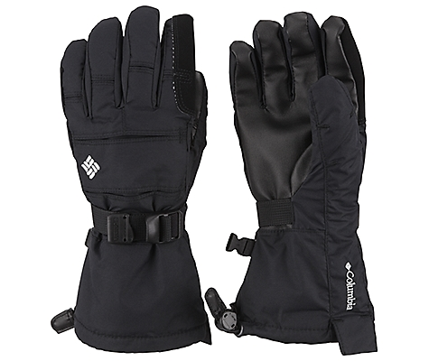 photo: Columbia Bugaboo Interchange Gloves insulated glove/mitten