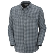 Silver Ridge LS Plaid Shirt