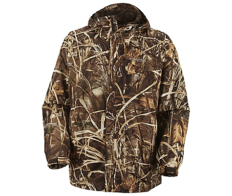 Columbia Camo Watertight Jacket