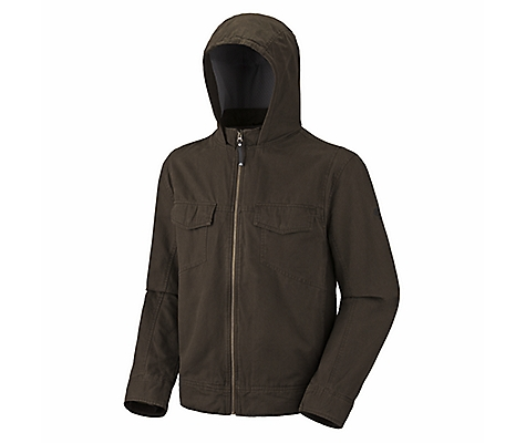 photo: Mountain Hardwear Cordoba Hooded Jacket fleece jacket