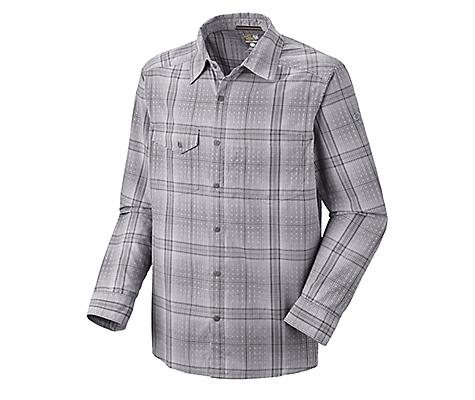 photo: Mountain Hardwear Hoffner L/S Shirt hiking shirt