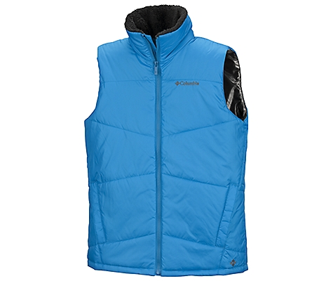 Columbia Insulated Heat Excursion Vest Omni-Heat