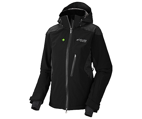 photo: Columbia Circuit Breaker Softshell snowsport jacket