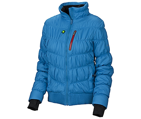 photo: Columbia Snow Hottie Jacket synthetic insulated jacket