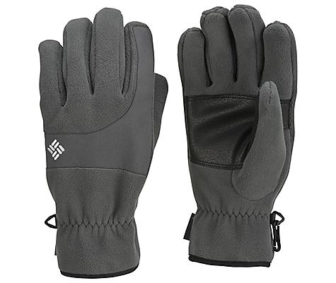 photo: Columbia Women's Mount Snow Glove fleece glove/mitten