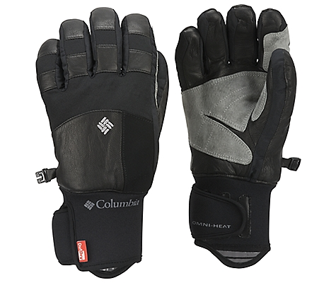 photo: Columbia Women's Mountain Monster Short Glove waterproof glove/mitten