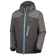 Men's Circuit Breaker Softshell - Electric