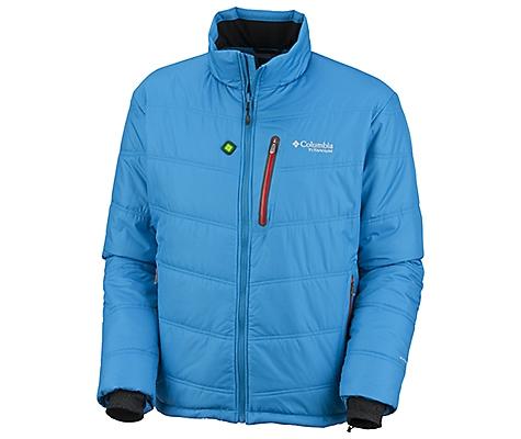 photo: Columbia Electro Amp Jacket synthetic insulated jacket