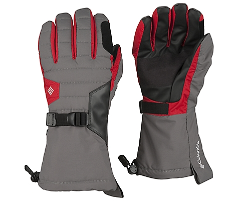 photo: Columbia Whirlibird II Glove insulated glove/mitten