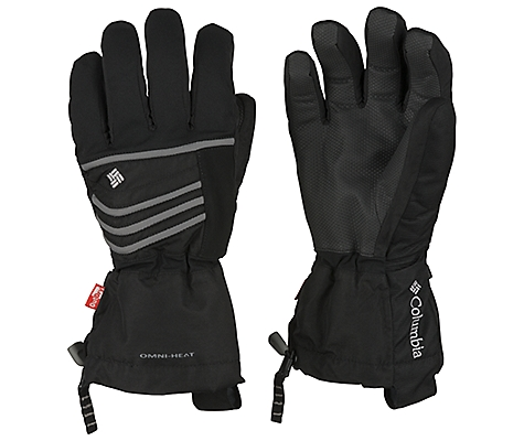 photo: Columbia Gathering Storm Gloves insulated glove/mitten