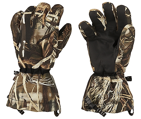 photo: Columbia Gathering Storm Camo Glove