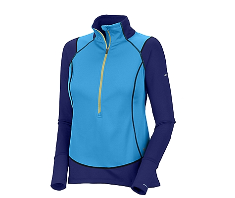 Columbia Windefend Half Zip
