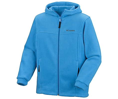 photo: Columbia Boys' Steens Mountain Hoodie