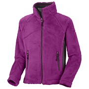 Pearl Plush™ Full Zip—Little Girls