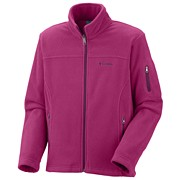 Little Girls Fast Trek™ Full Zip Fleece Jacket