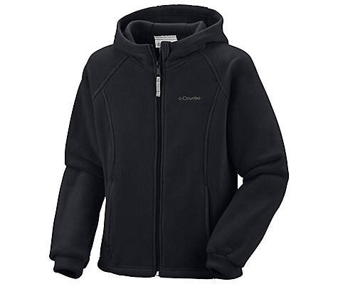 photo: Columbia Benton Fleece Hoodie fleece jacket