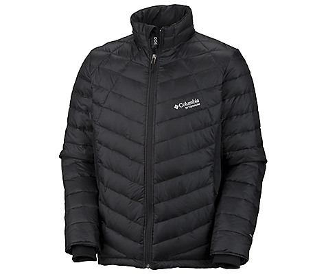 photo: Columbia Women's Reach The Peak Hybrid Down Jacket
