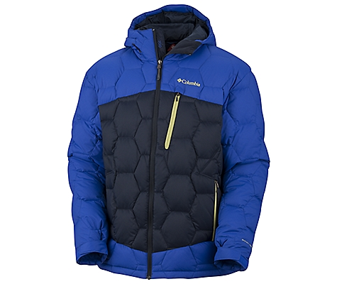 photo: Columbia Hexaholic Down Jacket down insulated jacket