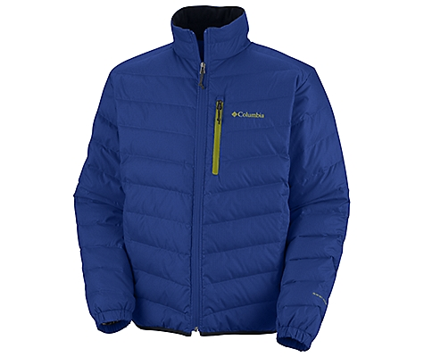 photo: Columbia Hellfire Down Jacket down insulated jacket