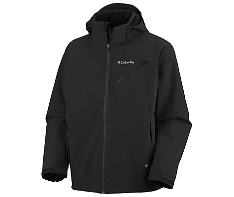 photo: Columbia Wildcard IV Softshell soft shell jacket