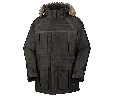 photo: Columbia Yukon Tracker Jacket synthetic insulated jacket