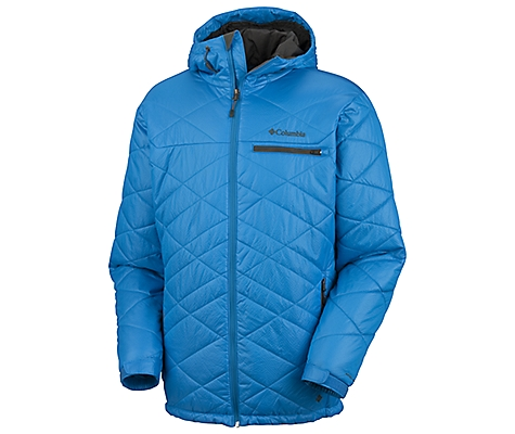 Columbia Coup De Main Hooded Jacket
