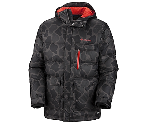 photo: Columbia Down the Pike Jacket down insulated jacket
