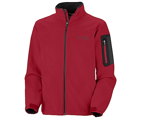 photo: Columbia Men's Thermarator Fleece fleece jacket