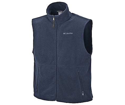 photo: Columbia Kids' Cathedral Peak Vest fleece vest