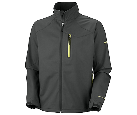 photo: Columbia Women's Landlash Softshell Jacket soft shell jacket
