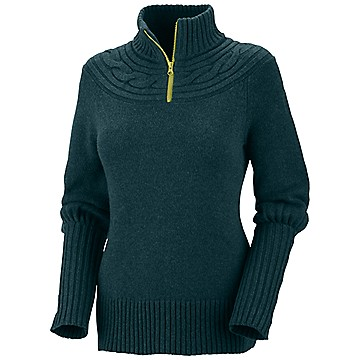 Women's She Pines For Alpine™ 1/2 Zip Sweater