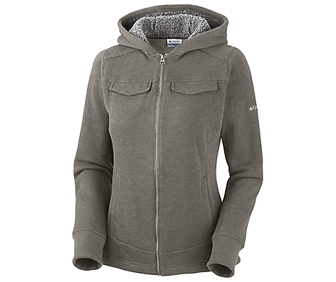 Columbia Pike And Pine Fleece Full Zip