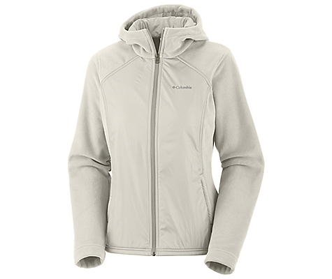photo: Columbia Fast Trek Hybrid Full Zip