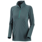 Women's Layer First™ Stripe 1/2 Zip