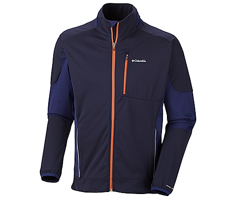 photo: Columbia Men's Windefend Jacket fleece jacket