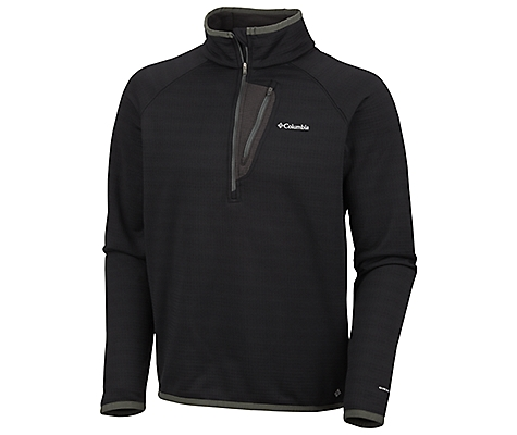 Columbia Grid Grit ½ Zip