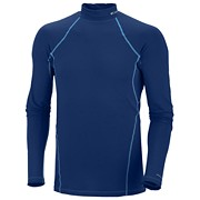 Men's Baselayer Midweight Mock Neck Long Sleeve