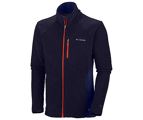 photo: Columbia Men's Heat 360 II Full Zip