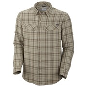 Men's Silver Ridge™ Plaid Long Sleeve Shirt – Big
