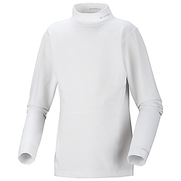 Youth Baselayer Midweight Mock Neck Long Sleeve