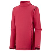 Youth Base Layer Midweight Mock Neck LS